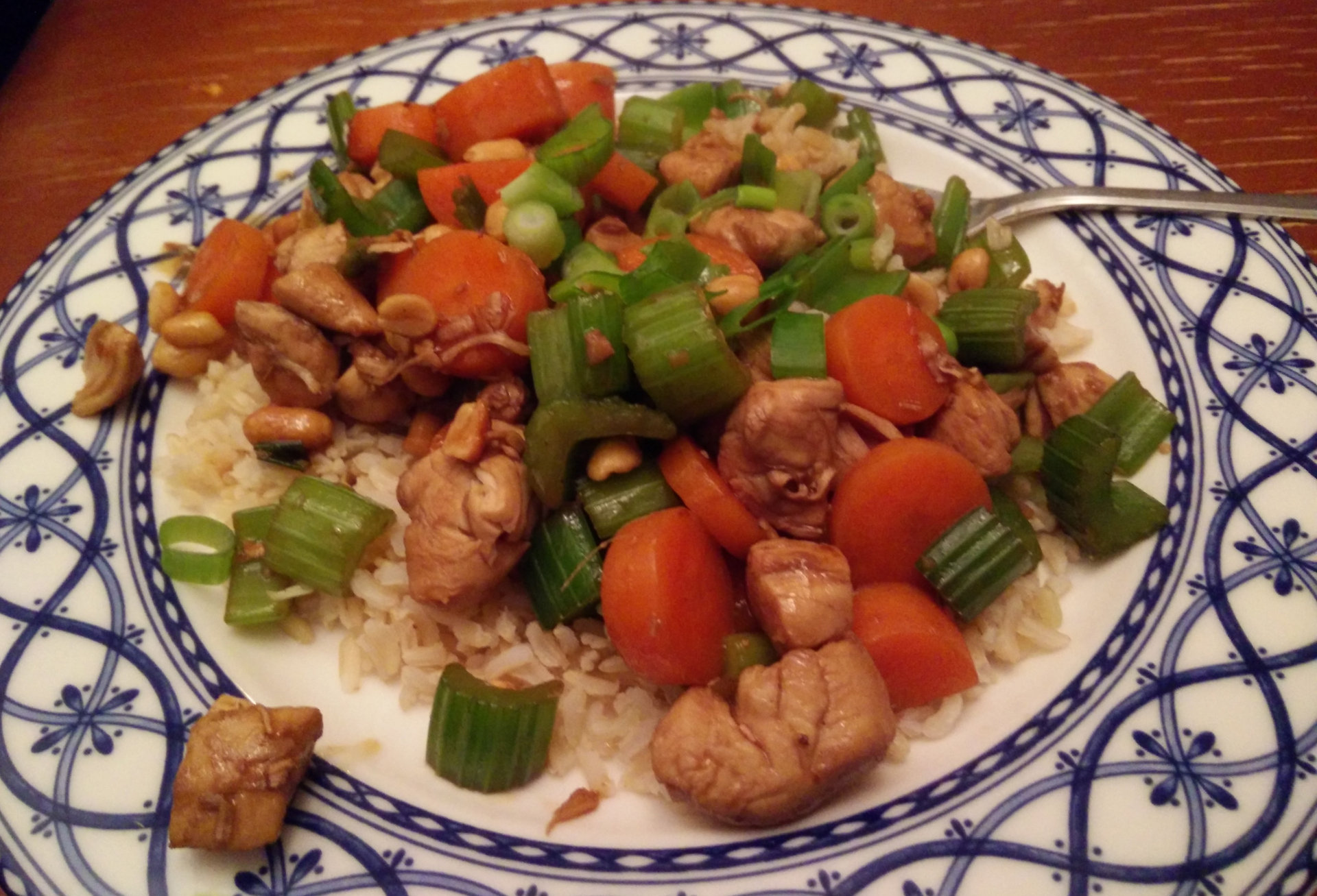 Victors recipes great food fast and easy sichuan chicken forumfinder Gallery